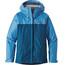 Patagonia W's Torrentshell Jacket Radar Blue w/Big Sur Blue